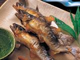 第54回 山菜・川魚料理 りんどう