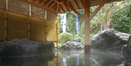 滝亭(金沢犀川峡温泉)