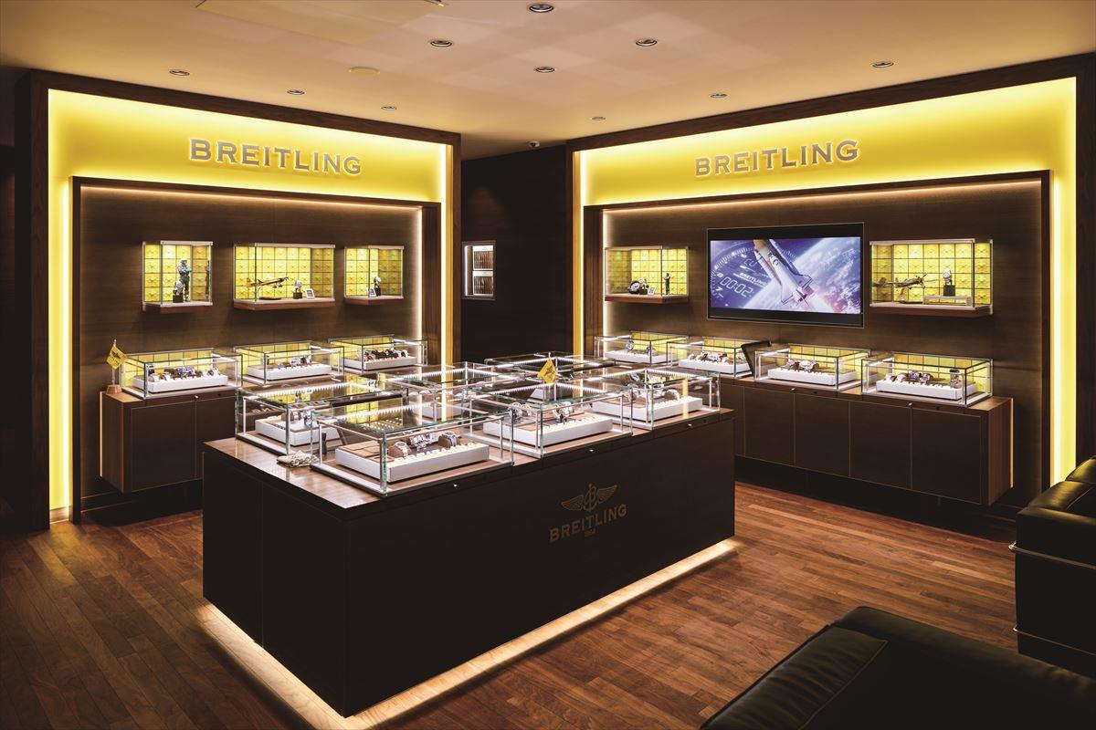 機械式時計専門店ウイング金沢店