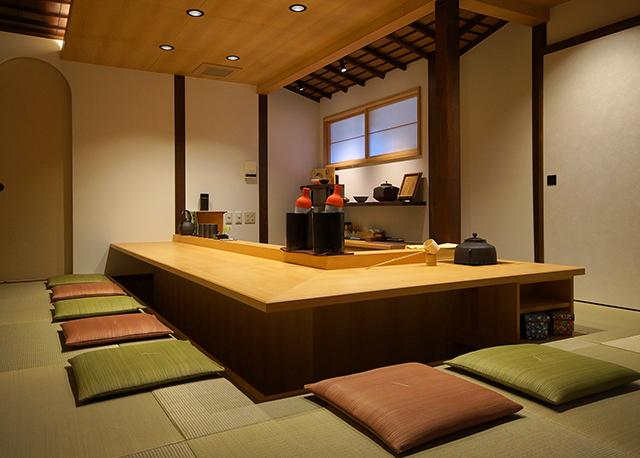 日本茶カフェ和美茶美