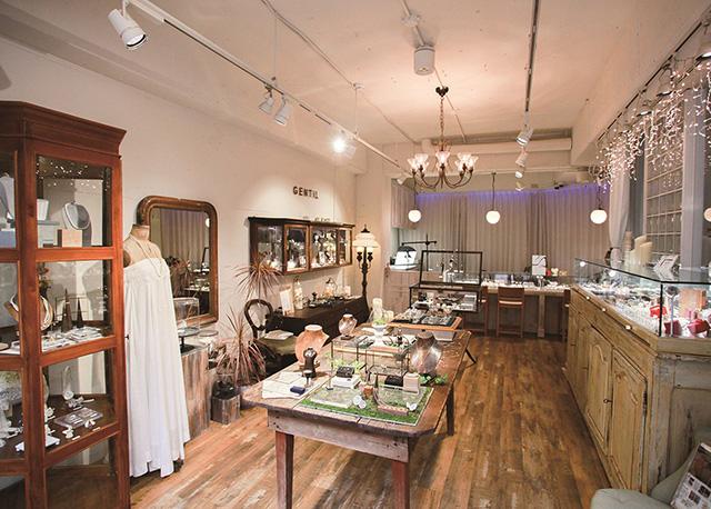 ジュエリー&アクセサリージャンティールキタカミ タテマチ店