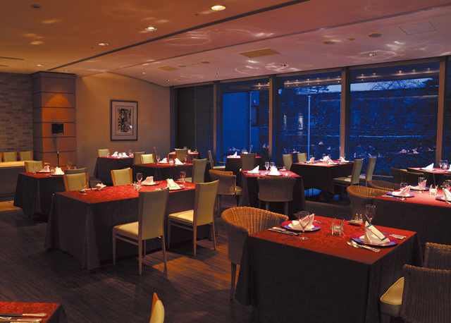 KKRホテル金沢レストラン アイビス