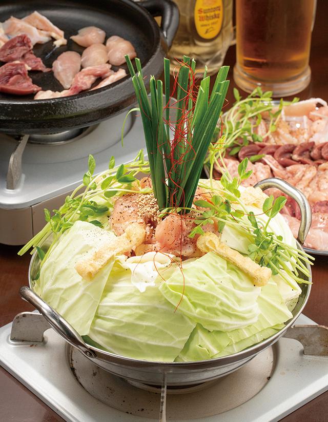 北陸健康鶏・陶板焼き・かしわ鍋丸ニ商店 片町店