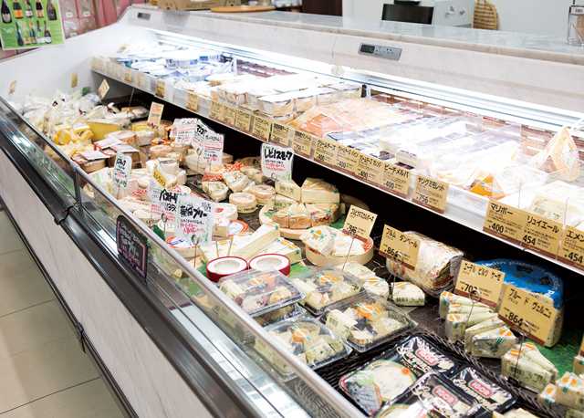チーズ工房ミモレット