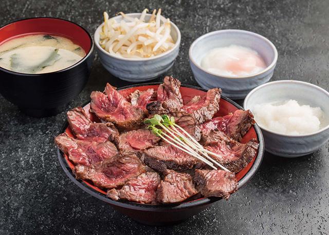 昼は肉丼とトンカツ、夜は焼肉金沢肉食堂 10&10