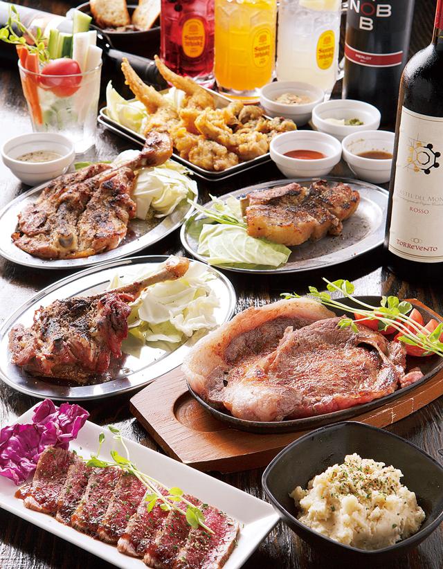 肉バル肉バルキッチン ハナレ