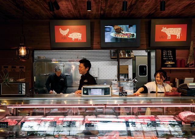 オーダーカットのできる和牛専門店NIKUO中谷精肉店