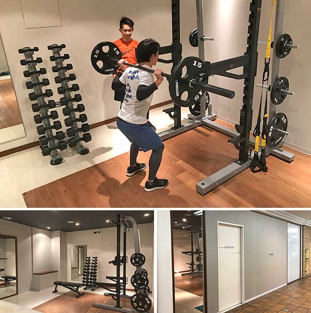 トレーニングスタジオenhance