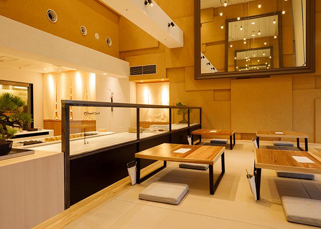 現代創作和食料理店COIL