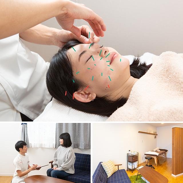 美容鍼専門ハリビューティー金沢