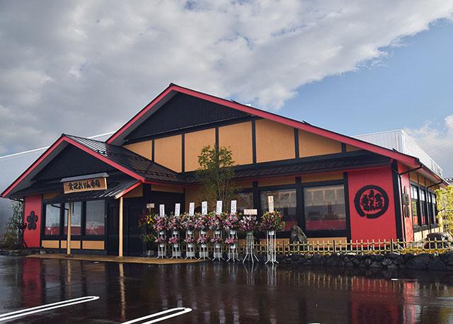 回転寿司金沢まいもん寿司 白山インター店