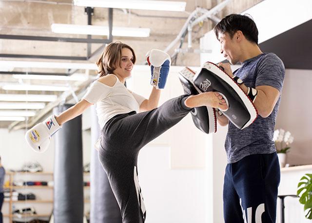 Kickboxing GymCrazy Gorilla Gym