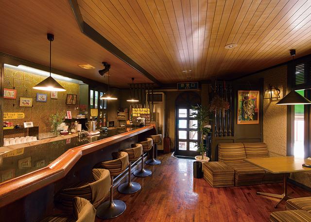 喫茶室閼伽
