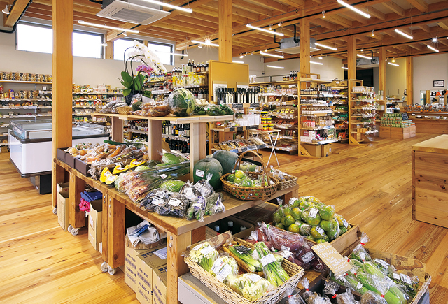 Organic & Fairtrade MarketNOPPOKUN