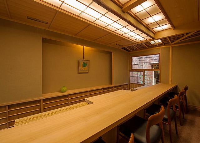 日本料理片折