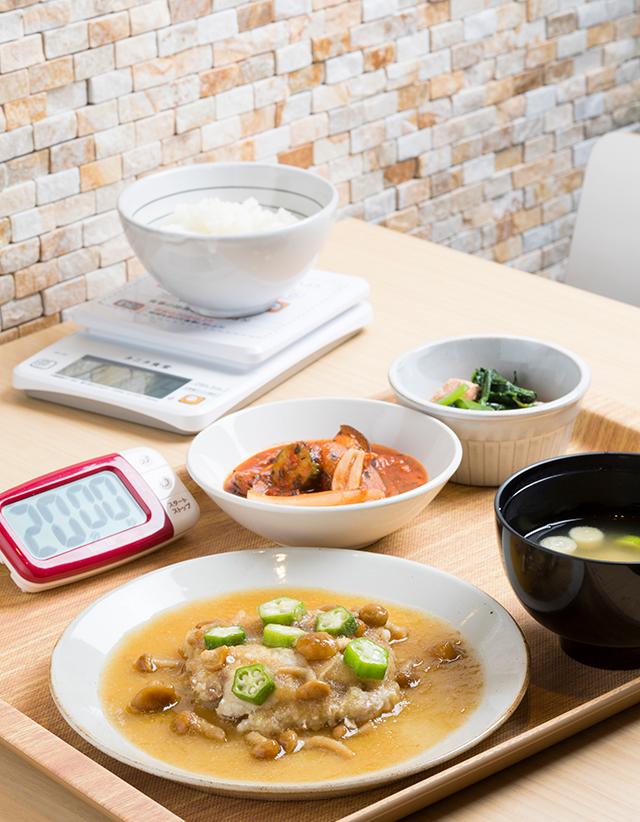 金澤タニタ食堂