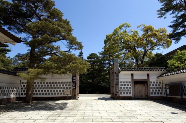 歴史博物館 重要文化財成巽閣
