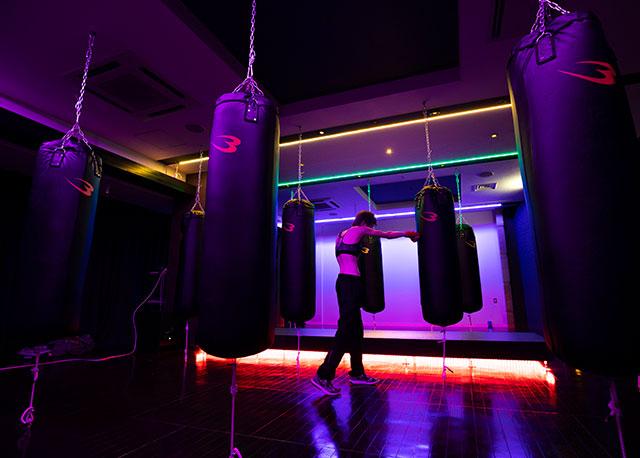シェイプアップボクシングジムB.O.D.Y Art Boxing