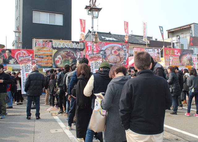 2019 入善ラーメンまつり・全国絶品スイーツ祭