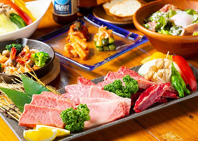 焼肉GRILL&Barビコロ/メルカート
