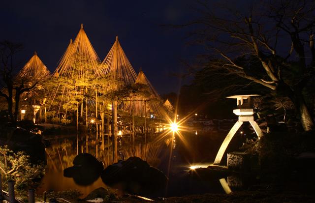 金沢城・兼六園四季物語 冬の段