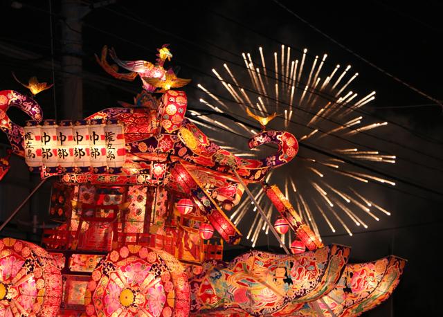 第67回 庄川観光祭