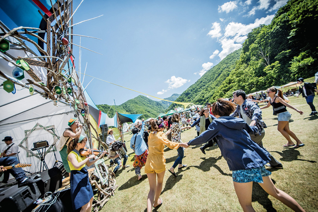 五箇山音楽祭2019