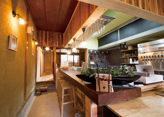 Latticework brewing tap house