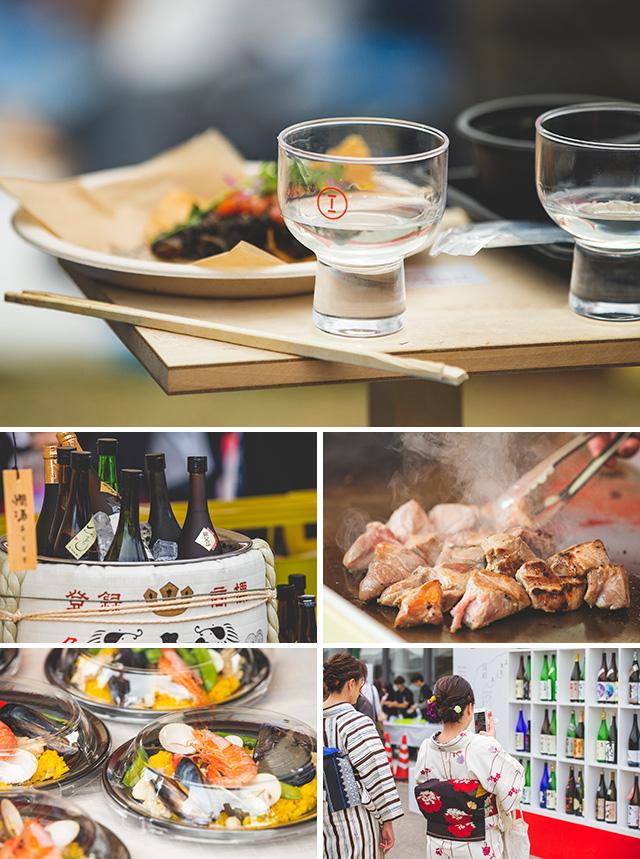 石川の地酒と美食の祭典・サケマルシェ