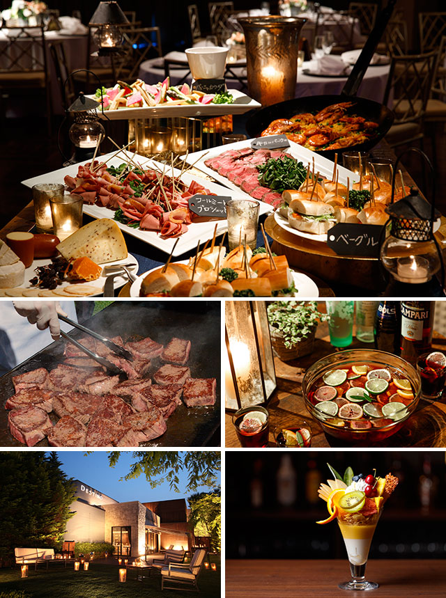 BEER&BBQ ディスティーノ・ブルックリンニューヨーク
