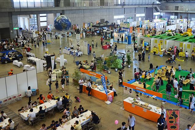 いしかわ環境フェア/いしかわ近未来の環境技術展/いしかわの里山里海展 2019