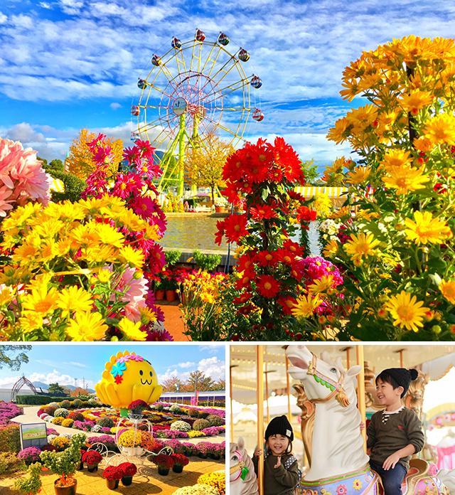 たけふ菊人形 花ひらく童話の世界