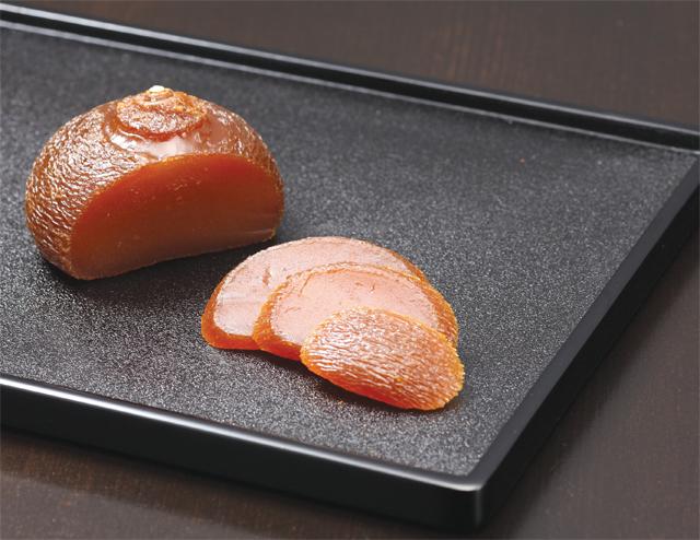 柚餅子テイスティングイベント 酒と料理と丸柚餅子