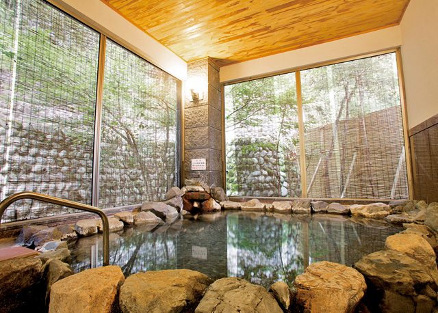 湯涌温泉 総湯 白鷺の湯