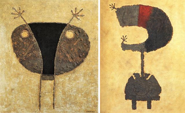 ヘリオス収蔵展シリーズ 菅創吉と和紙アートを楽しむ展覧会