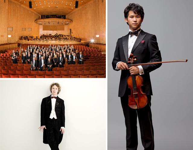 【開催中止】サントゥ=マティアス・ロウヴァリ指揮 エーテボリ交響楽団