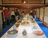 明日より2日間、『古九谷修古祭』が山中温泉 芭蕉の館で開催。