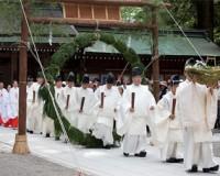 明日、石川県内各地の神社で『夏越大祓』が開催。