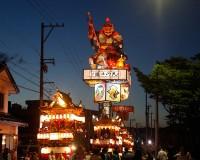 明日より2日間、『飯田町燈籠山祭り』。初日には北國花火大会も。