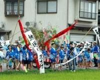 明日より4日間、『福光ねつおくり七夕祭り』が富山県南砺市で。