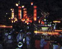 明日より2日間、『水無月祭り』が輪島市の南志見地区で開催。