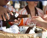 今週末は、『石川の地酒と美食の祭典・サケマルシェ』。