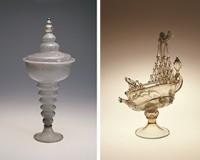 ヴェネチアン・グラスを紹介する展覧会が石川県能登島ガラス美術館で開催中。