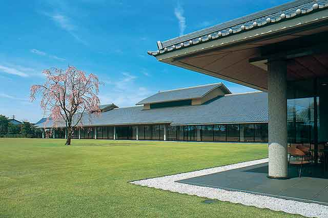 『富山県水墨美術館』