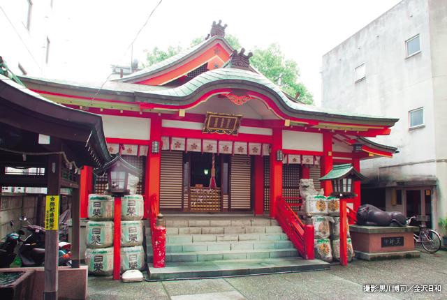 小橋菅原神社