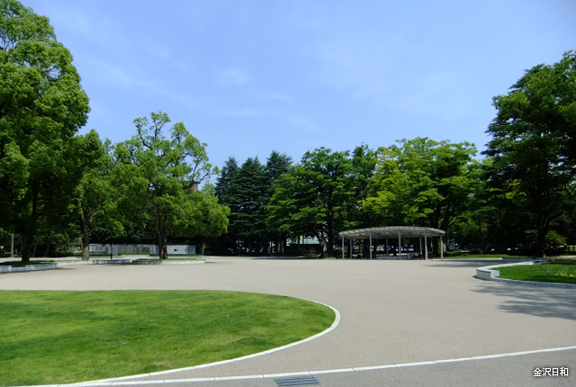 いしかわ四高記念公園