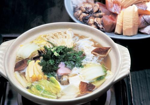 鍋料理 太郎