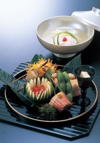 日本料理 さゝ舟