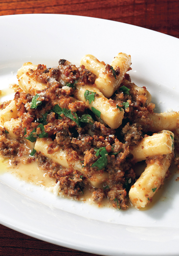 イタリア料理 オステリア アルベロ
