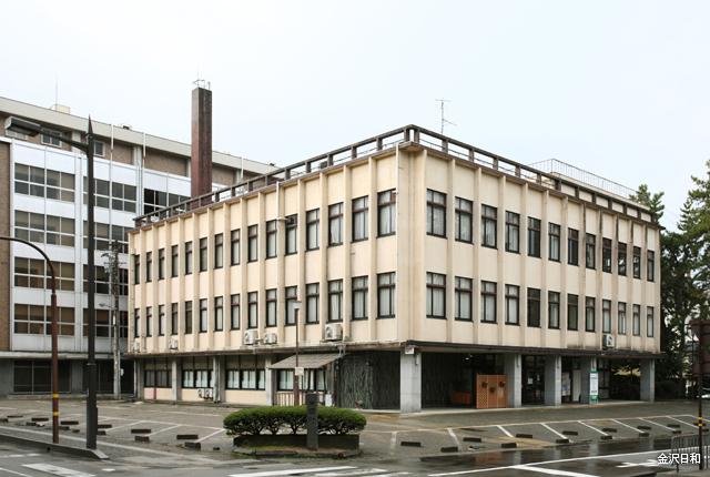 旧金沢商工会議所会館